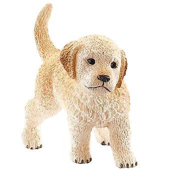 Schleich, Golden Retriever puppy