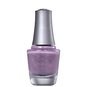 Morgan Taylor Berry Contrary Luxury Smooth Long Lasting Nail Polish Lacquer