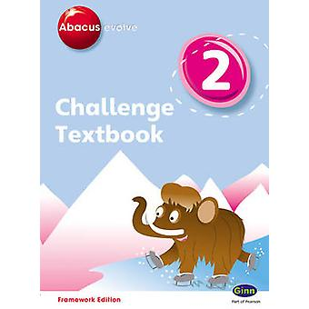 Abacus Evolve Challenge Year 2 Textbook by Gill PotterCherri Moseley