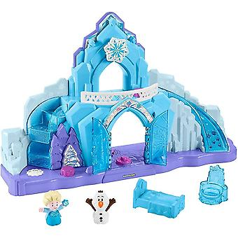 Fisher-Price Little People - Disney Frozen Elsa's Ice Palace