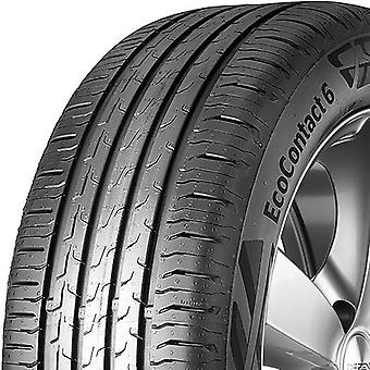 Summer tyres Continental EcoContact 6 ( 195/55 R16 87V )