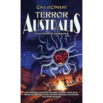 Terror Australis Call of Cthulhu in the Land Down Under Book