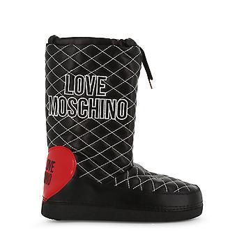 Kärlek Moschino kvinnor ' s stövlar svart ja24182g08ja
