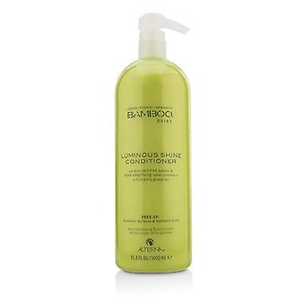 Alterna Bamboo Shine Luminous Shine Conditioner (for Strong Brilliantly Glossy Hair) - 1000ml/33.8oz