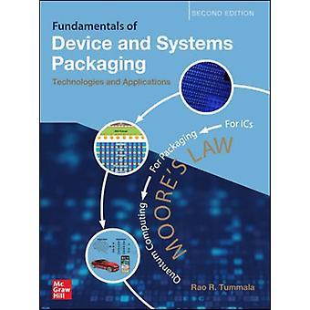 Grondbeginselen van apparaat-en systemen Verpakkingstechnologieën a door Rao Tummala