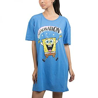 Nickelodeon Spongebob Squarepants Women's Night Shirt