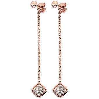 Ella Dor Rose earrings