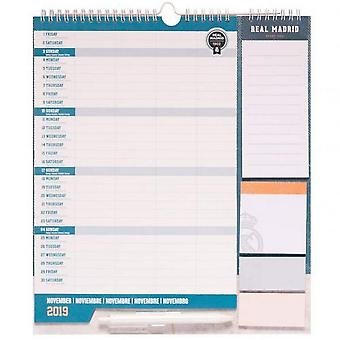 Real Madrid CF 2020 Year Planner