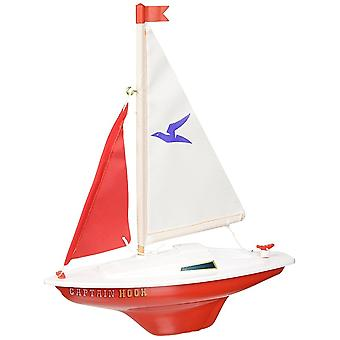 Gunther Captain Hook Sailing Boat Toy Seawater Resistant Ages 5 Years+
