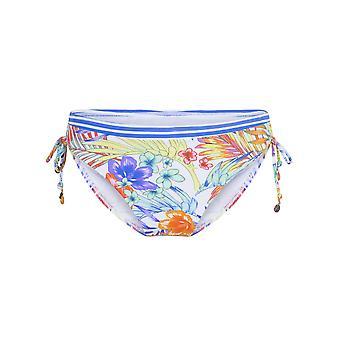 LingaDore 5111B-204 Women's Bossa Multicoloured Floral Print Bikini Bottom