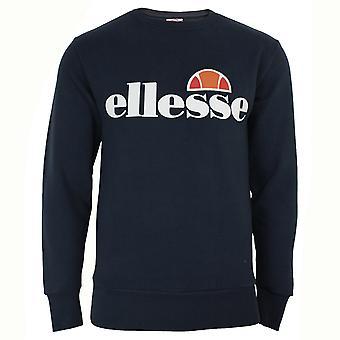 Ellesse succiso men's navy sweatshirt