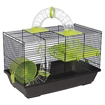 Voltrega Jaula Mod. 938 Hamster Negra (2) (Small pets , Cages and Parks)