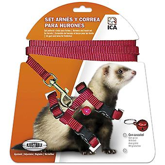 Ica Huron Harness (Small pets , Leads & Harnesses)