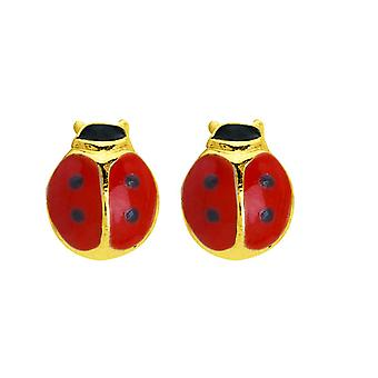 Ohrringe;earsBuys laquils rot gold 750/1000 gelb (18K)