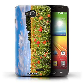 STUFF4 Case/Cover for LG L90 Dual/D410/Field/British Countryside