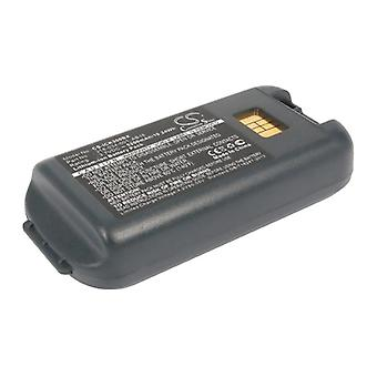 Battery for Intermec 318-033-001 CK3 CK3A CK3C CK3C1 AB17 AB18 CK3R CK3X 5200mAh