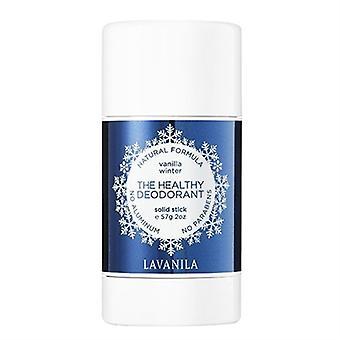 Lavanila The Healthy Deodorant Vanilla Winter 2oz / 57g