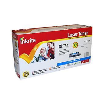 Inkrite Laser Toner Cartridge compatible with HP 3500C Cyan