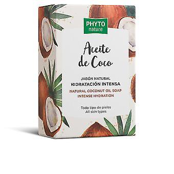 Luxana Phyto Nature Pastilla Jabón Aceite Coco 120 Gr Unisex