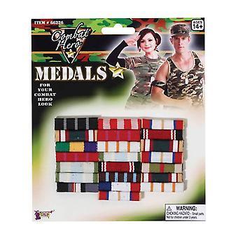 Sotilaallinen mitali baarit