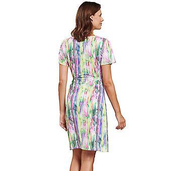 Rösch 1205559-16397 Women's Stripe Multicoloured Beach Dress