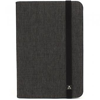 UNIVERSAL M-EDGE FOLIO PLUS 7IN TO 8IN TABLET - HEATHER GREY/BLACK