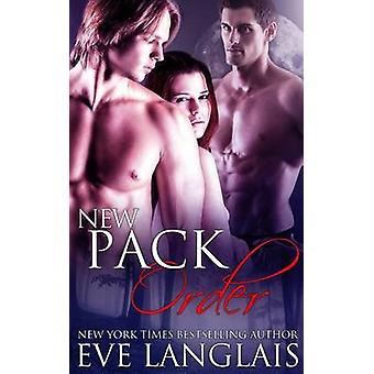 New Pack Order by Langlais & Eve