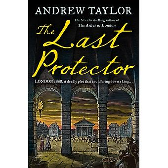 Last Protector by Andrew Taylor