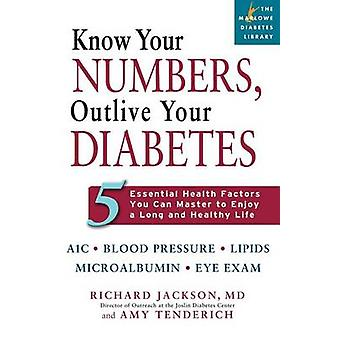 Know Your Numbers - Outlive Your Diabetes - 5 Essential Health Factors