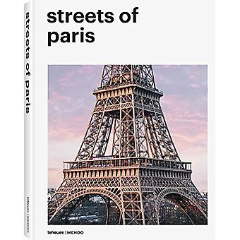 Streets of Paris by Mendo - 9783961711475 Book