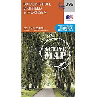 Bridlington - Driffield & Hornsea by Ordnance Survey - 9780319471678