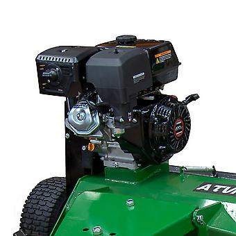 Charles Bentley Loncin 15HP Petrol Powered ATV Flail Mower with 1.2m Cutting Width