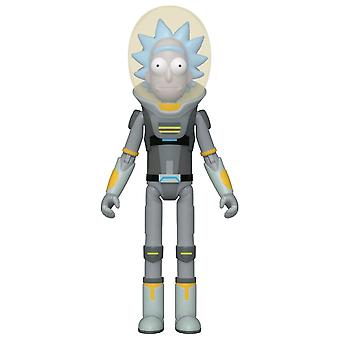 Rick and Morty Rick Space Suit Action Figure