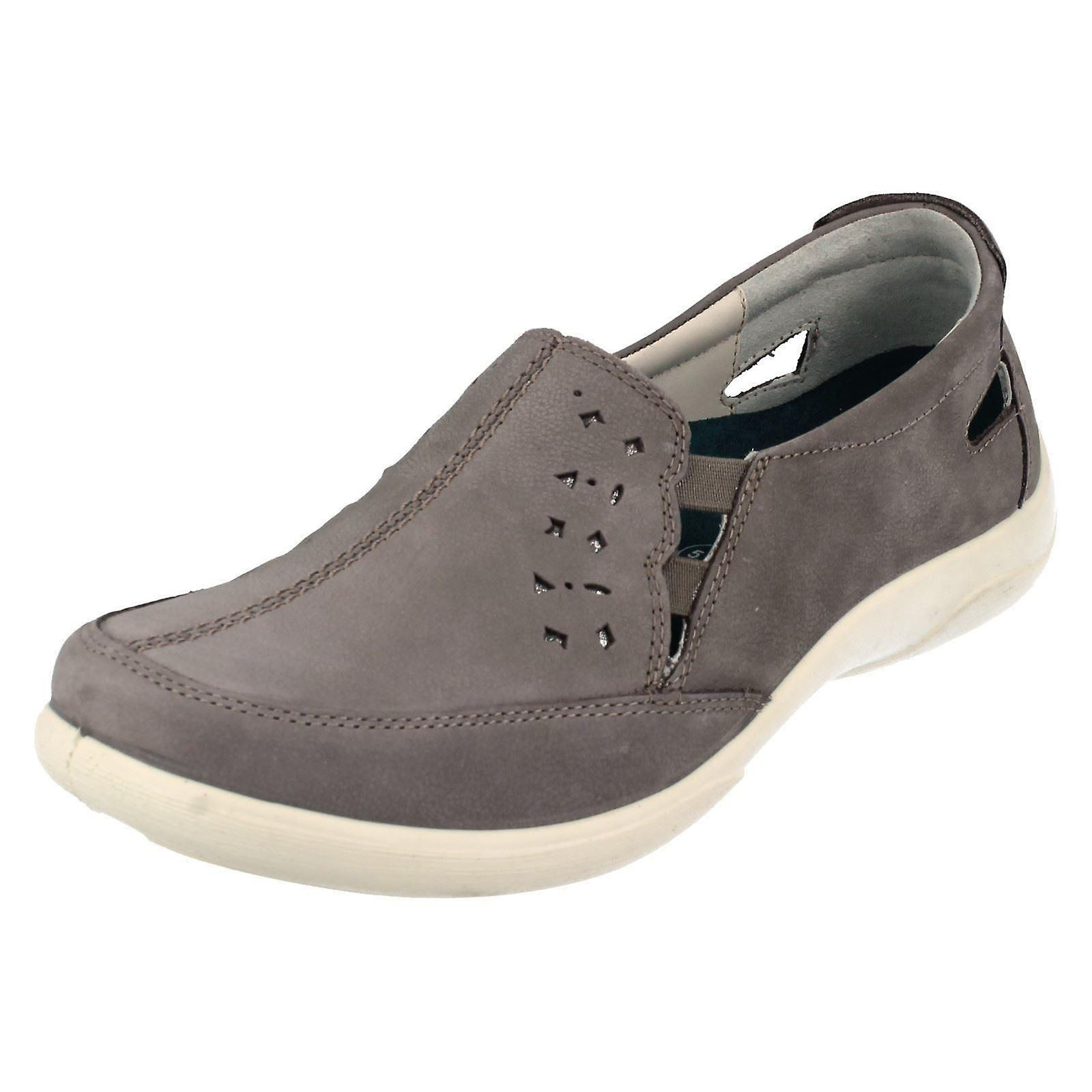 Ladies Padders Shoes With Removable Insole Forte htC3l