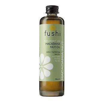 Fushi Wellbeing Organic Macadamia Nut Oil 100ml (F0010445)