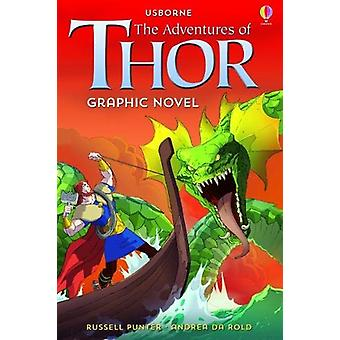 The Adventures of Thor Graphic Novel by Russell Punter - 978147495220