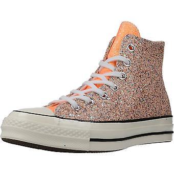 Converse Sport / Chuck 70 Hi Color Nasturtium Shoes