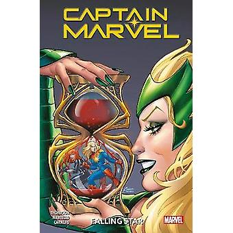 Captain Marvel Vol. 2 - Falling Star by Kelly Thompson - 9781846533891