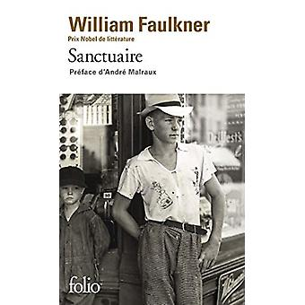 Sanctuaire by William Faulkner - 9782070362318 Book