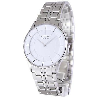 Citizen stilleto Eco-aandrijving Ar3010-65A Ar3010 mannen ' s horloge