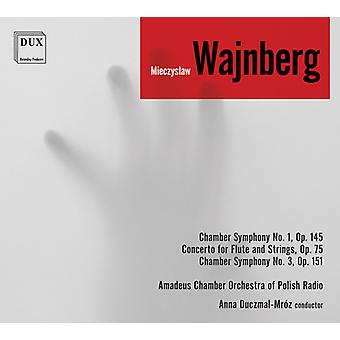 Chamber Symphony 1 / Concerto For Flute [CD] USA import