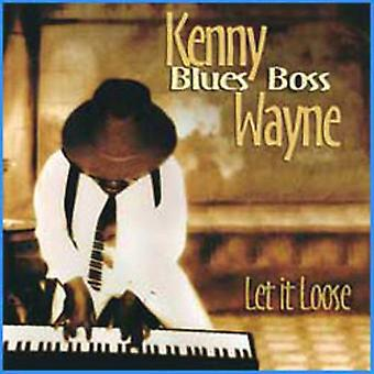 Kenny Wayne - Let It Loose [CD] USA import