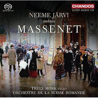 Massenet - Neeme Jarvi Conducts Massenet [SACD] USA import