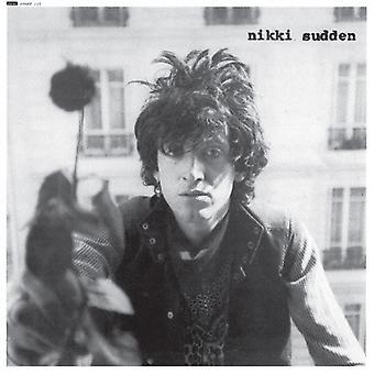 Nikki Sudden - Bible Belt [Vinyl] USA import