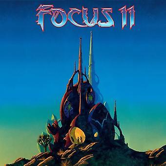 Fokus 11 [CD] USA Import