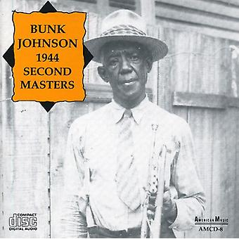 寝台ジョンソン - 寝台ジョンソン 1944 [CD] アメリカ インポートします。