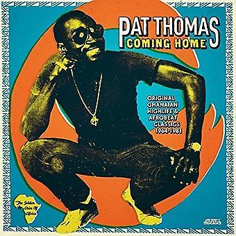 Pat Thomas - Coming Home [CD] USA import