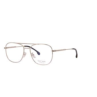 Paul Smith AVERY PSOP007V1 01 Silver - Black Ink Glasses