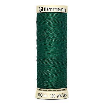 Gutermann Coser-todo 100% Hilo de Poliéster 100m Mano y Máquina Código de Color - 403