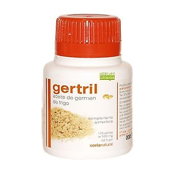 Gertril Wheat Germ Oil 125 softgels